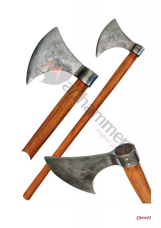 Sekera vikingská dvouruční 27c41e7a56